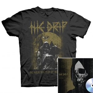 The Haunting Fear of Inevitability T Shirt + CD Bundle