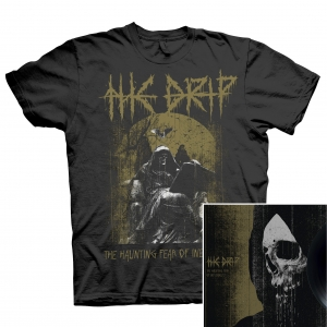 The Haunting Fear of Inevitability T Shirt + LP Bundle