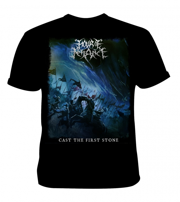 Cast The First Stone T-Shirt