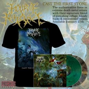 Cast the First Stone LP Bundle