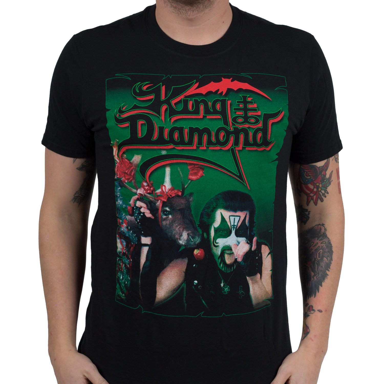 King Diamond Quot No Presents For Christmas Quot T Shirt