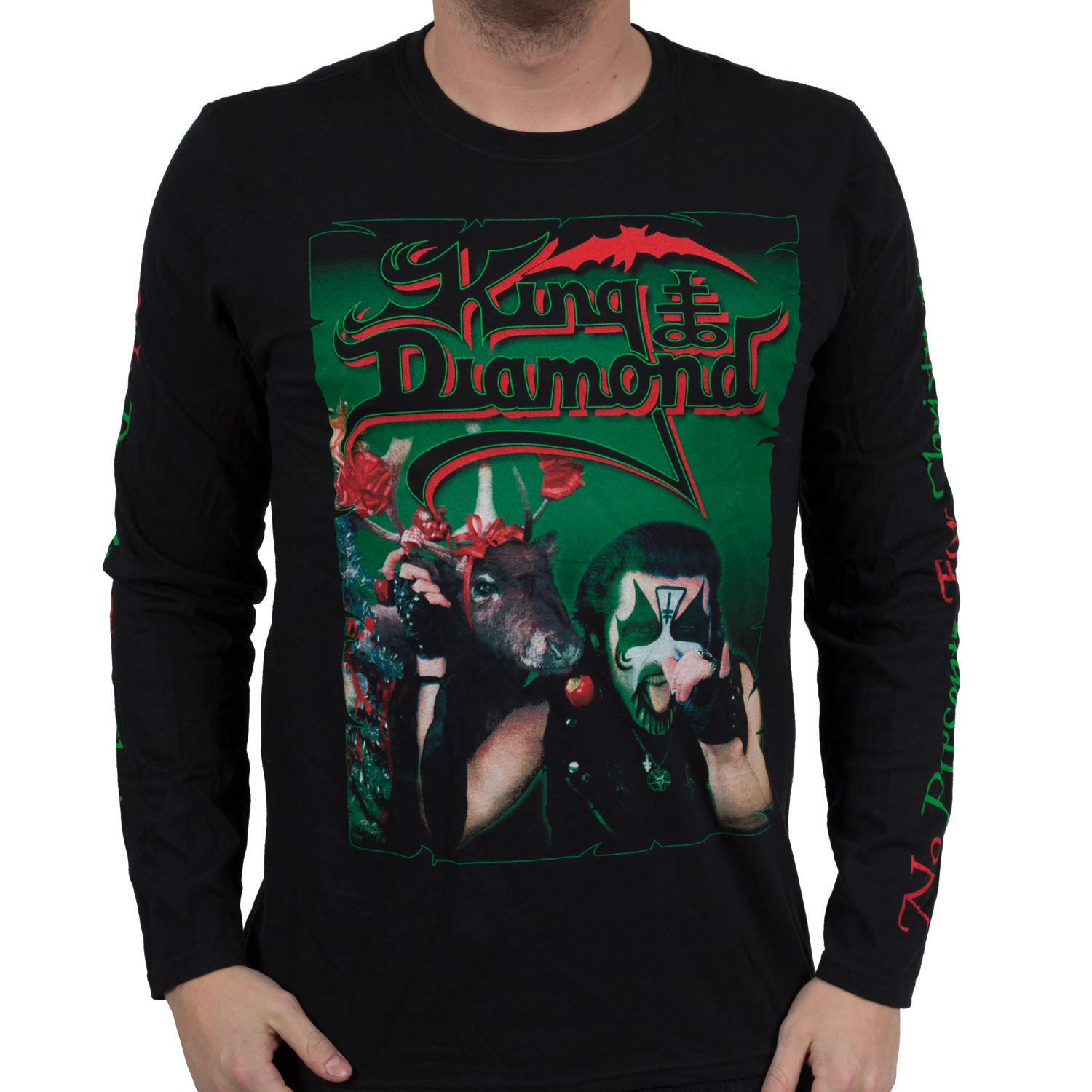 King Diamond No Presents