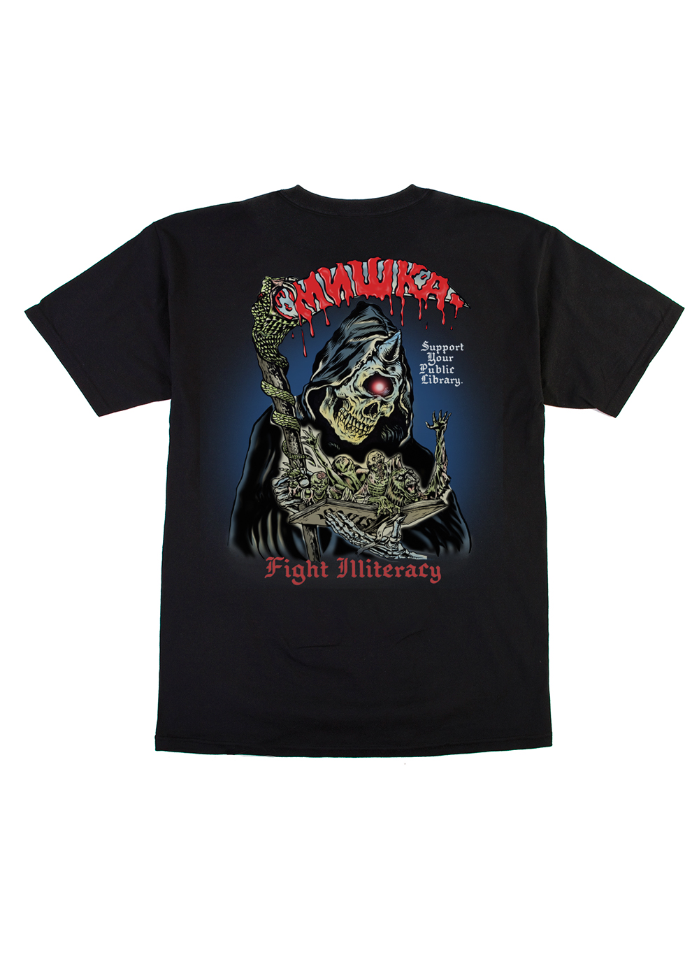 Lamour Supreme: Book of Souls T-Shirt