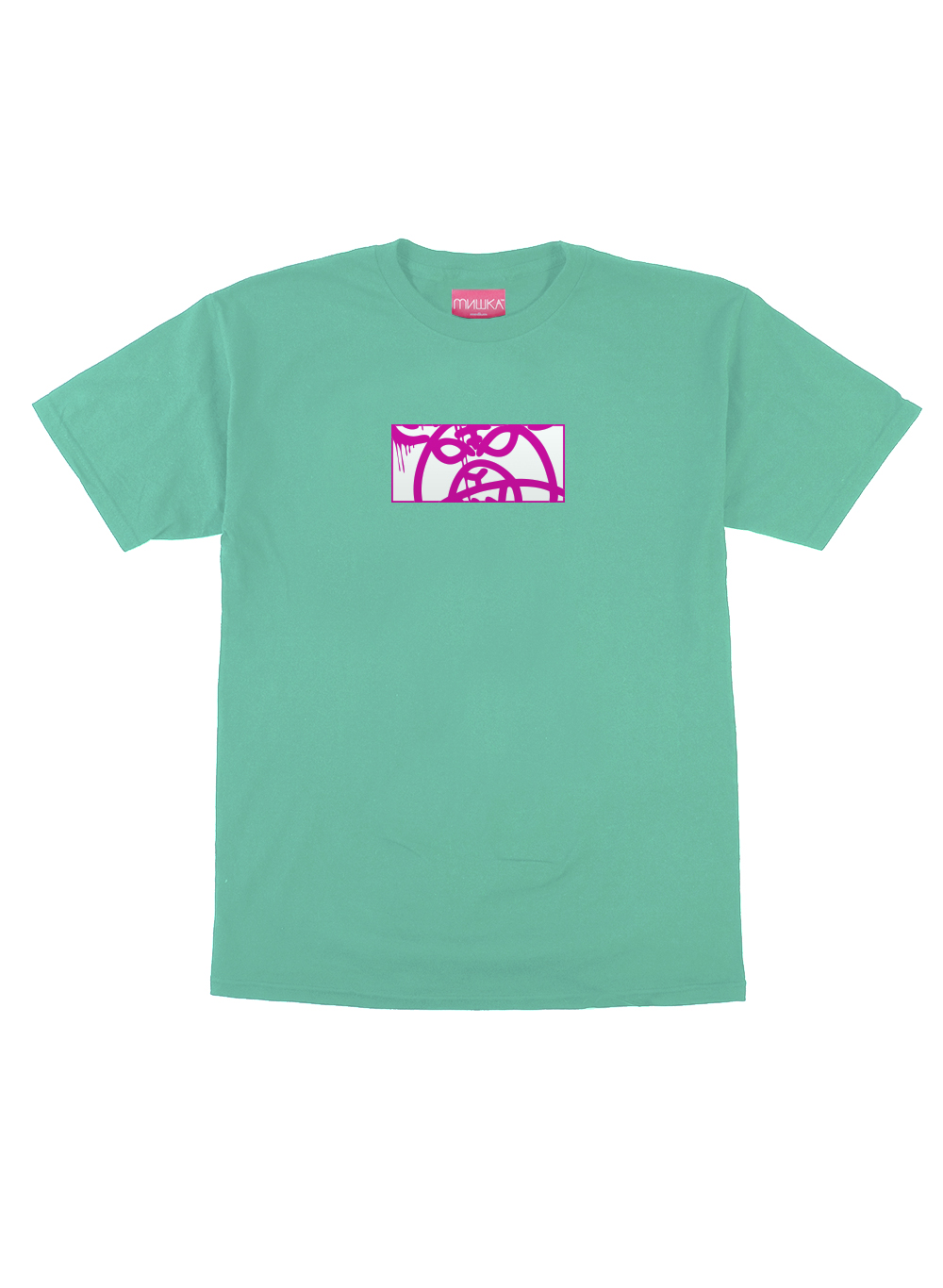 Bear Mop Box Logo T-Shirt