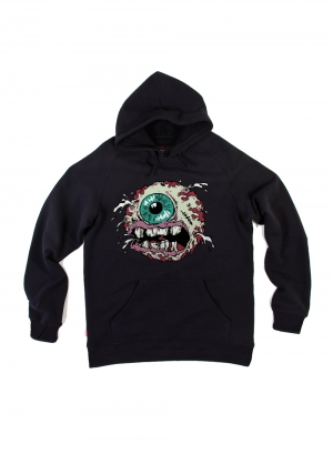Grotesque Keep Watch Pullover Hoodie
