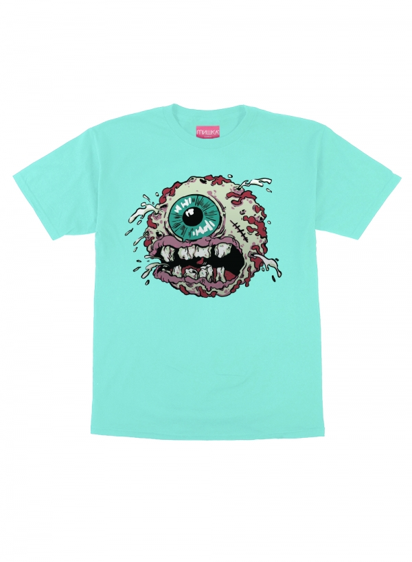 Grotesque Keep Watch T-Shirt