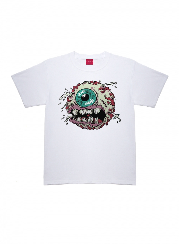 Grotesque Keep Watch T-Shirt