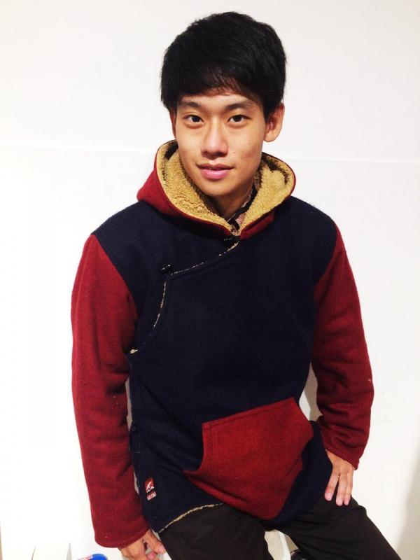 Tibetan Long Sleeve Jacket