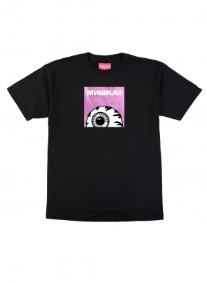 Locals Keep Watch Box Logo T-Shirt