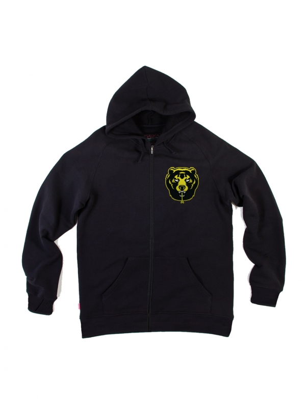 Death Adder Sport Zip Up Hoodie