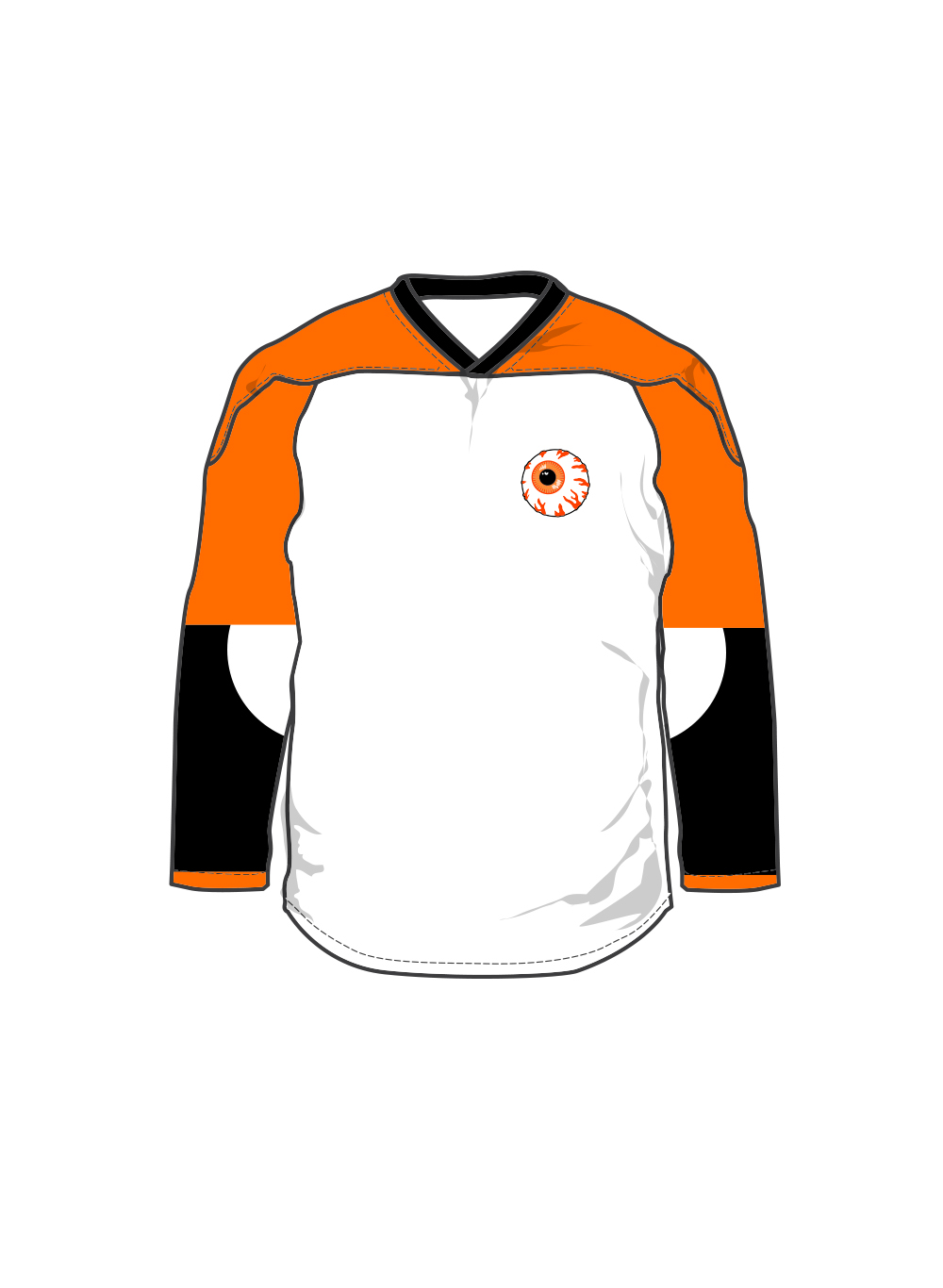 Keep Watch Hockey Jersey