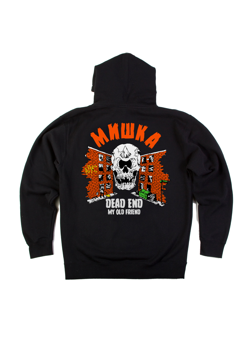 Dead End Pullover Hoodie
