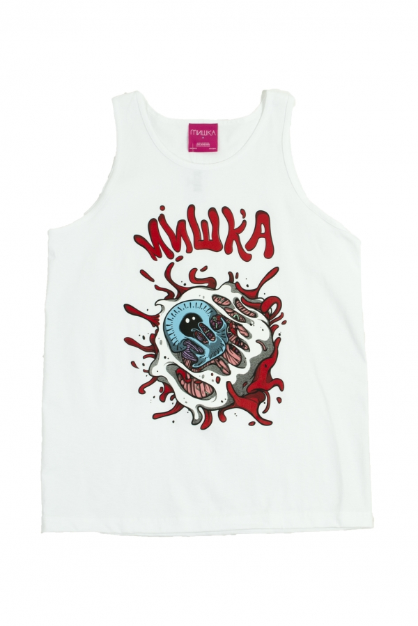 Exploding Keep Watch Tank Top