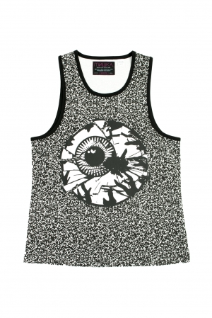 Damaged Keep Watch Tank Top