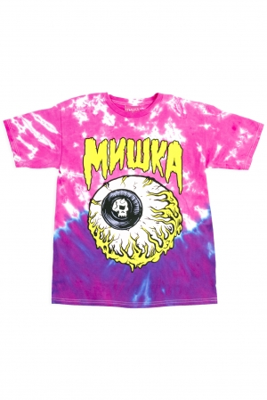 Lamour Supreme: Keep Watch Tiger Tie-Dye T-Shirt
