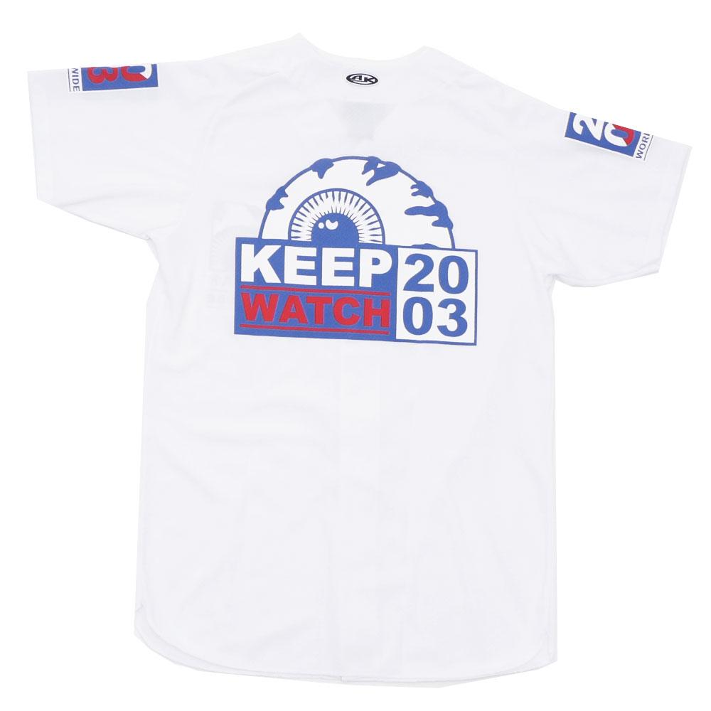 Keep Watch Baseball Jersey