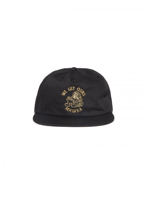 We Get Ours Strapback