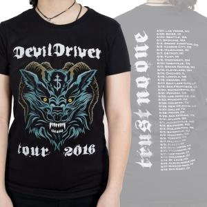 Wolf Ram 2016 Tour