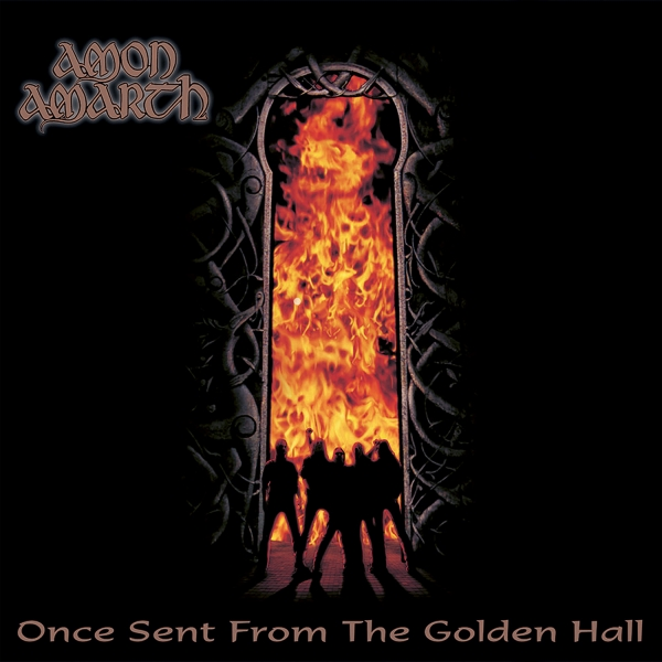 Once Sent from the Golden Hall - Splatter LP
