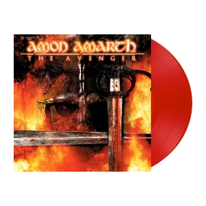 The Avenger - Red LP