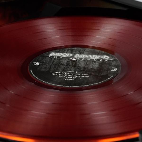 The Avenger - Red LP