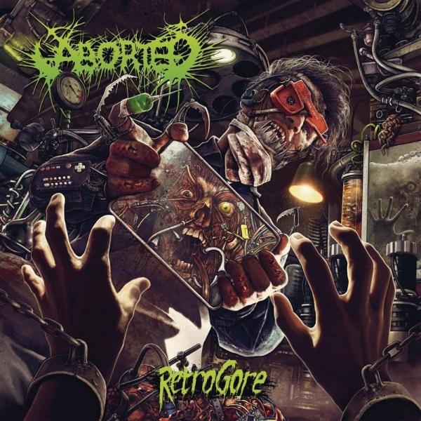 Retrogore (Gatefold)