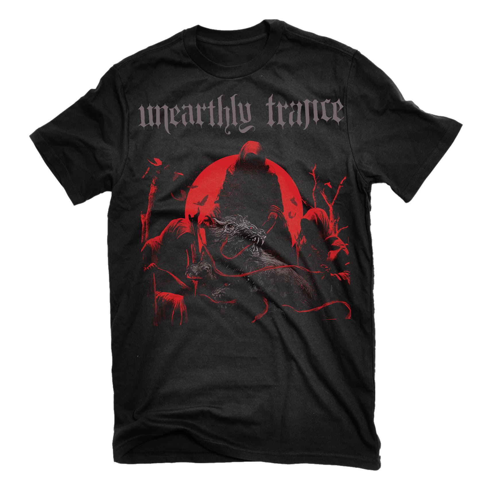 Stalking The Ghost T Shirt + LP Bundle