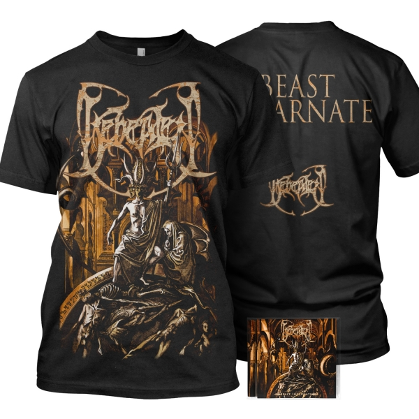 Beast Incarnate CD + Tee Bundle