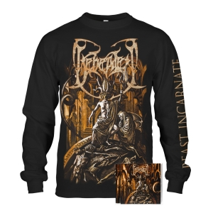 Beast Incarnate CD + Longsleeve Bundle