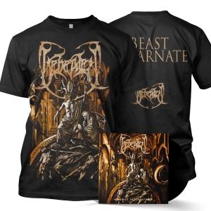 Beast Incarnate Vinyl + Tee Bundle