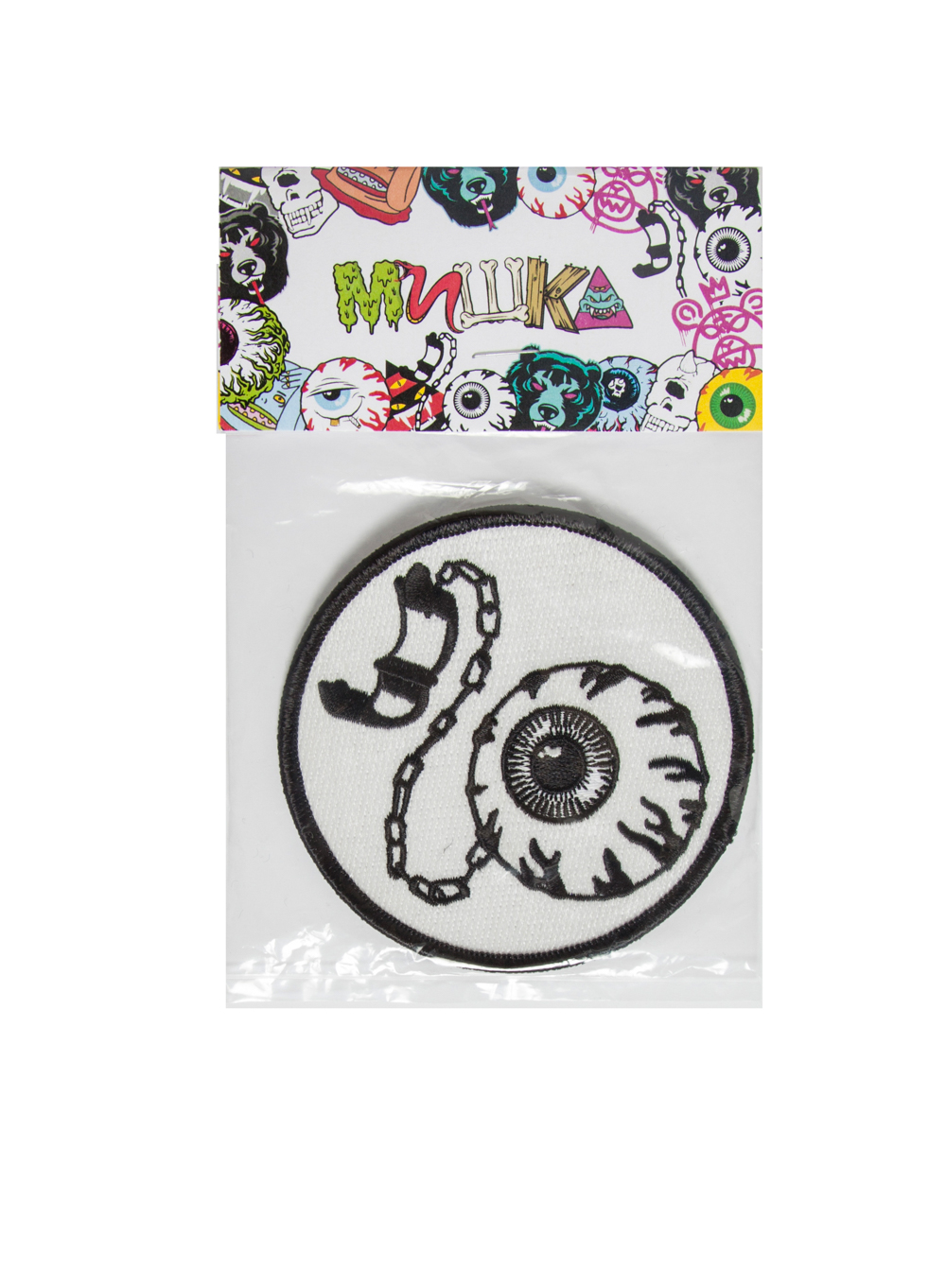 Mishka x Ball and Chain Co: Keep Watch Patch