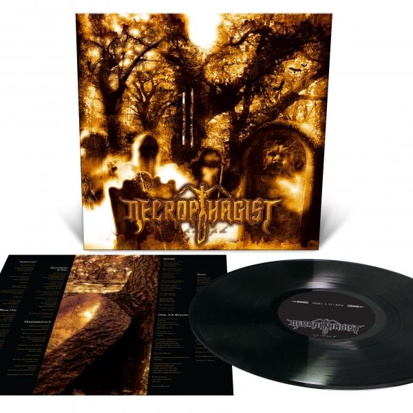 Necrophagist Quot Epitaph Reissue Quot 12 Quot Relapse Records