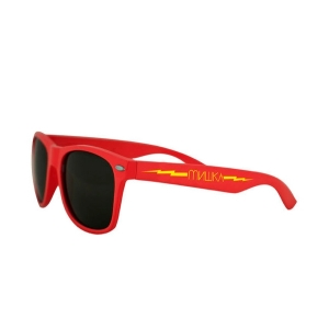 Cyrillic Bolts Sunglasses