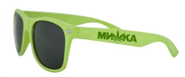 Cyrillic Cannabis Sunglasses