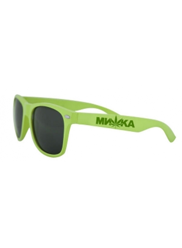 Cyrillic Cannabis Sunglasses