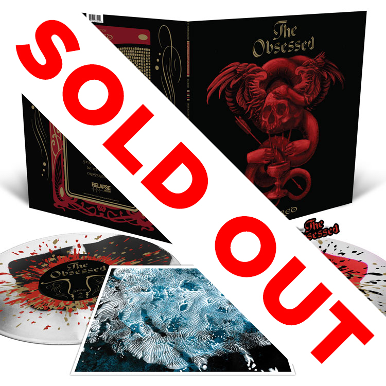 """Prints By Deluxe: The Obsessed """"Sacred Deluxe Package (Enamel Pin + Signed"""