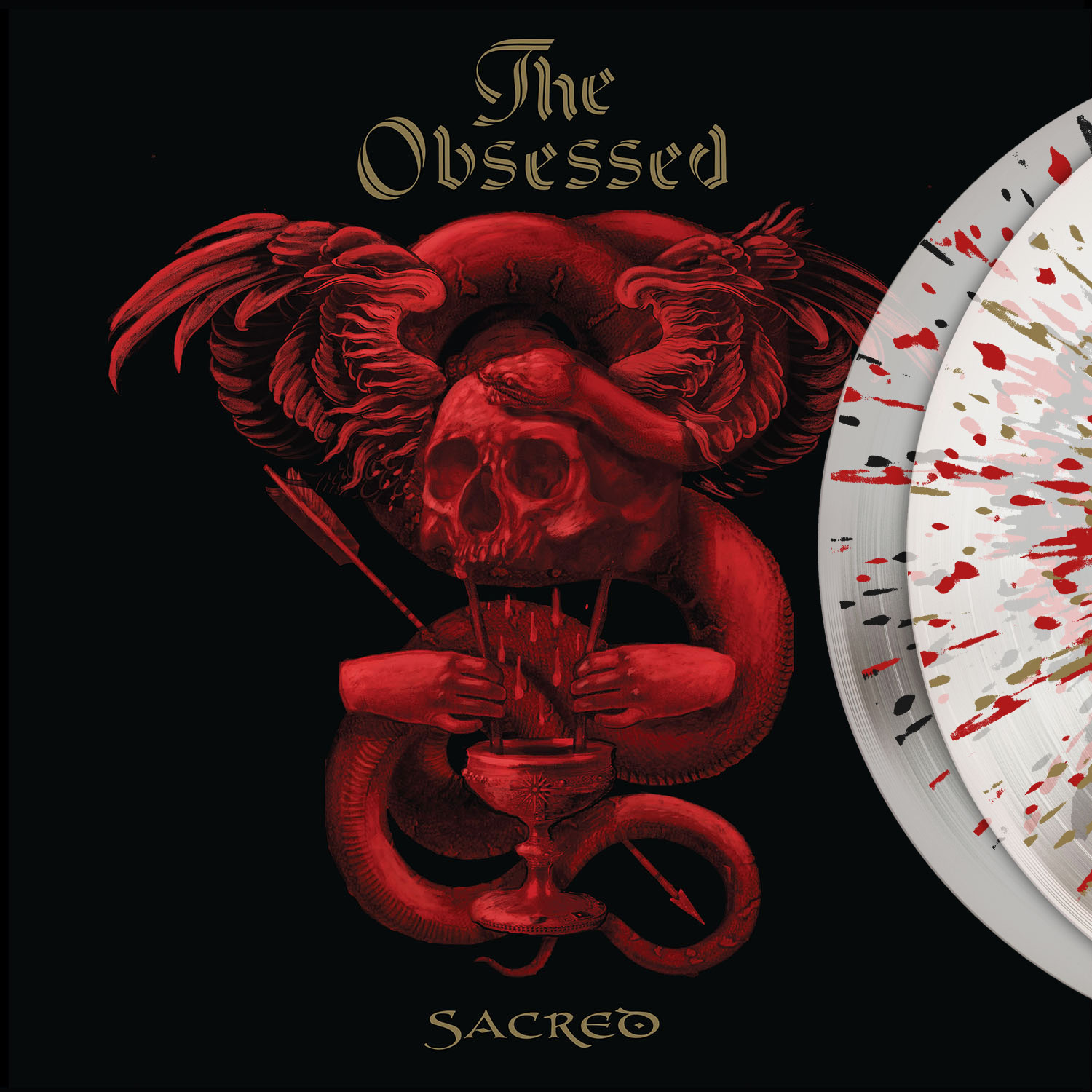 Sacred Deluxe Package (Enamel Pin + Signed Art Print)