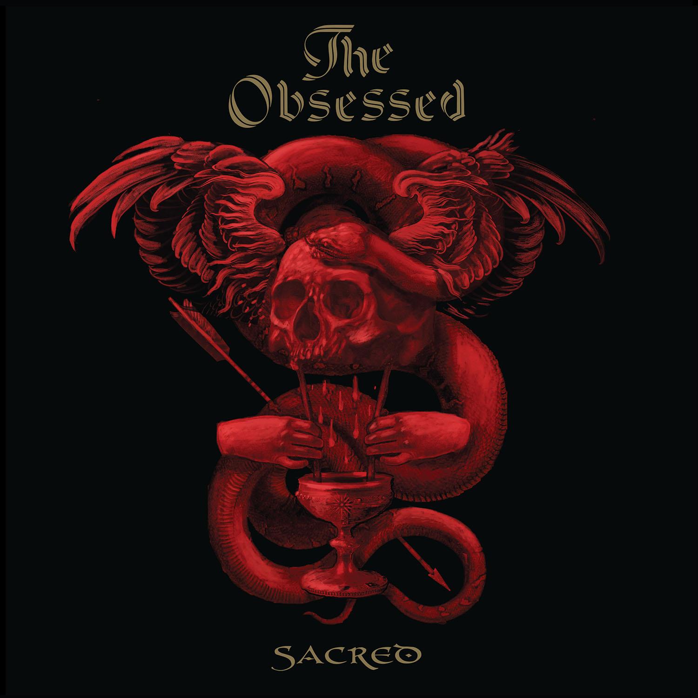 Sodden Jackal T Shirt + Sacred LP Bundle