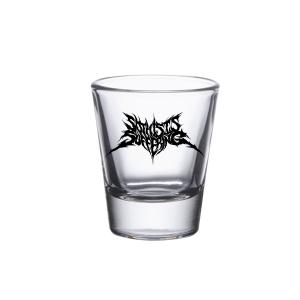 Pre-Order: Logo shot glass