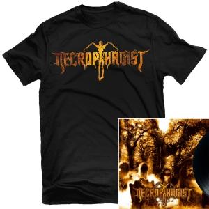 Epitaph Logo T Shirt + Epitaph LP Reissue