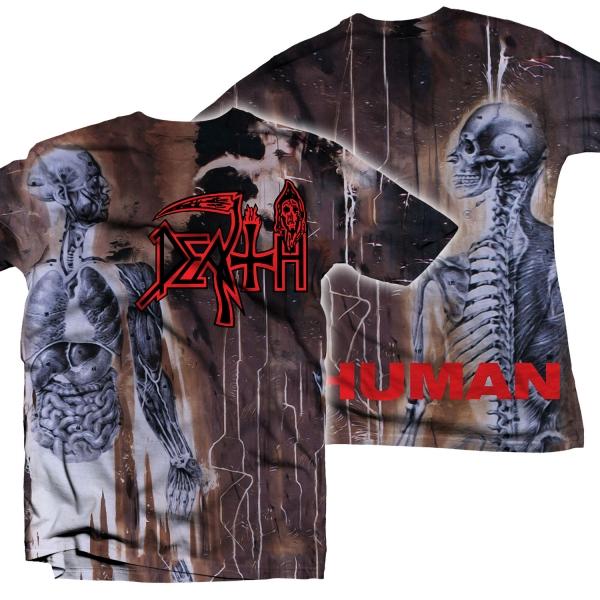 Human All Over Print