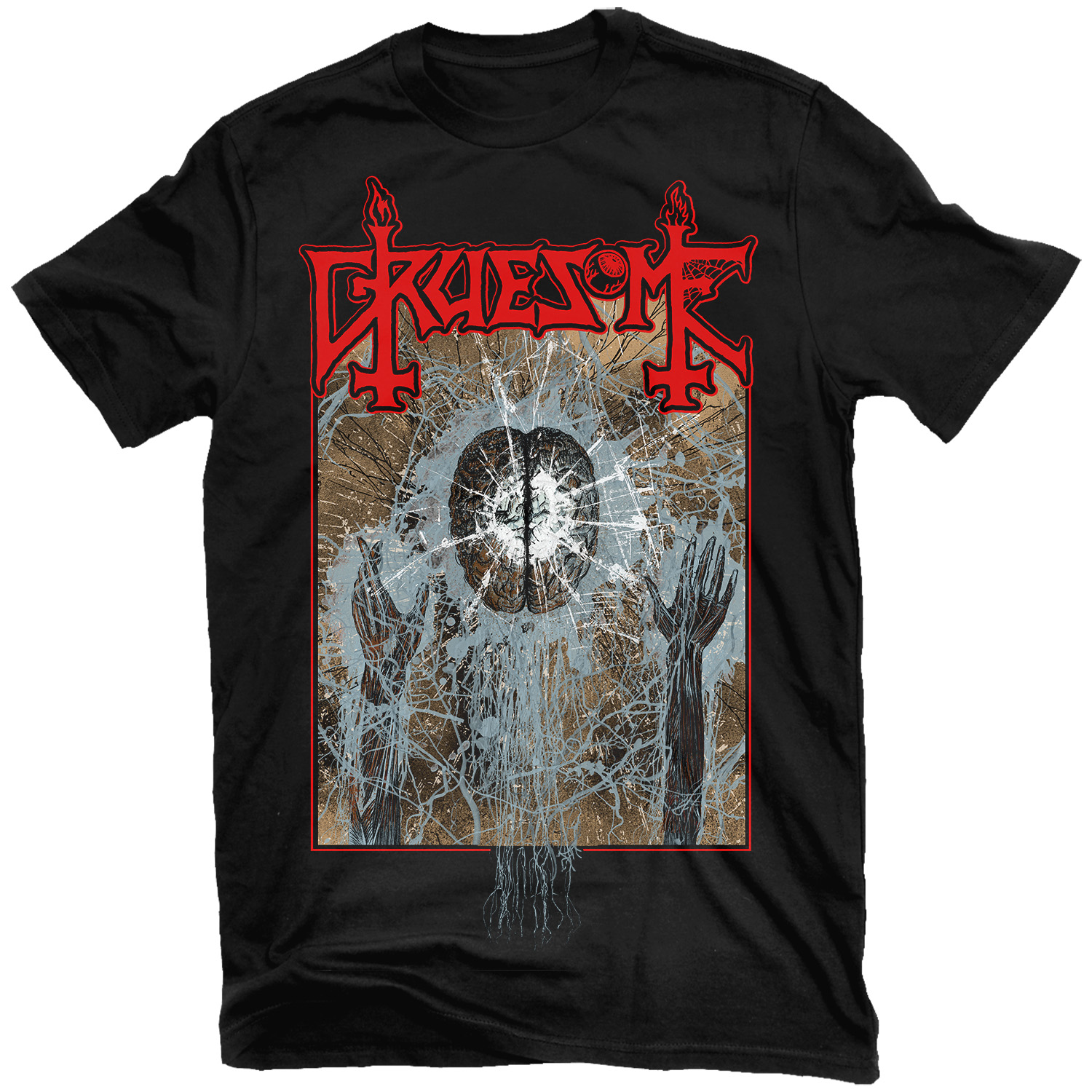 Fragments of Psyche T Shirt + 7
