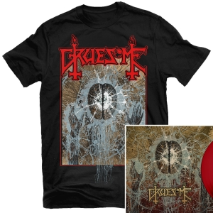 "Fragments of Psyche T Shirt + 7"" Bundle"