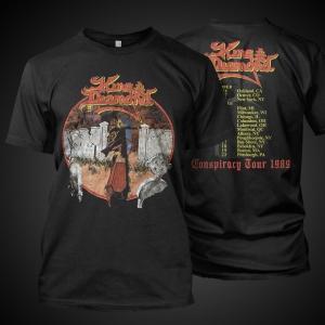 Pre-Order: Conspiracy Tour 1989 Retro