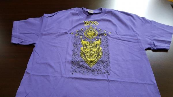 Jondix (Gold on Purple)