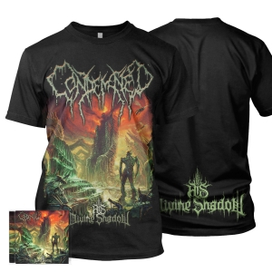 His Divine Shadow Tee + CD Bundle
