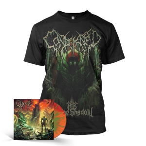 His Divine Shadow Tee + LP Bundle