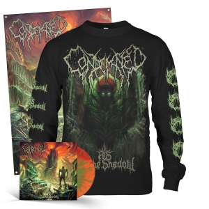 His Divine Shadow Longsleeve + LP Bundle