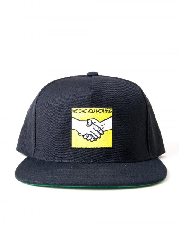 Handshake Snapback