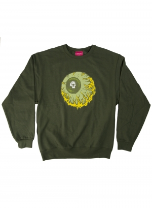 Lamour Keep Watch Crewneck